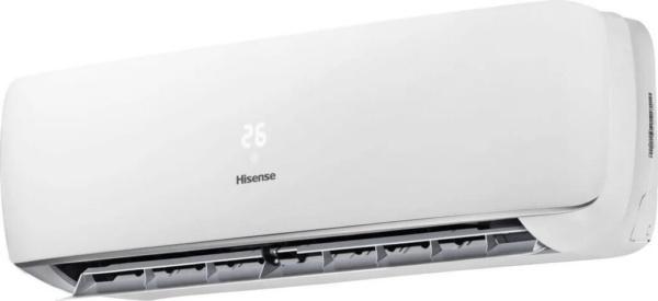 Кондиціонер Hisense Apple Pie AST-18UW4SXATG07, внутрішній блок зліва відкритий. Climatzone.com.ua, Мукачево, Закарпаття.
